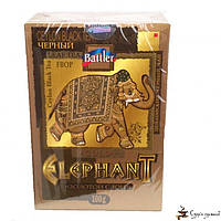 Черный чай Battler tea «Gold Elephant FBOP» 100г