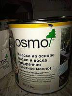 Масло для наружных работ ТМ Осмо 905 патина 2,5л