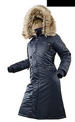 Женская куртка-аляска Airboss N-7B Eileen XXL Graffit ZZ, КОД: 1333076