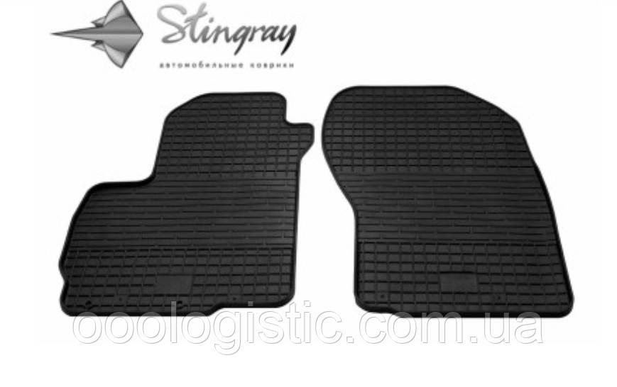 Автомобільні килимки Stingray Citroen C-Crosser 2007-2013 2шт