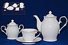 Сервіз чайний 14 предметів «Біла ніч» на 6 персон