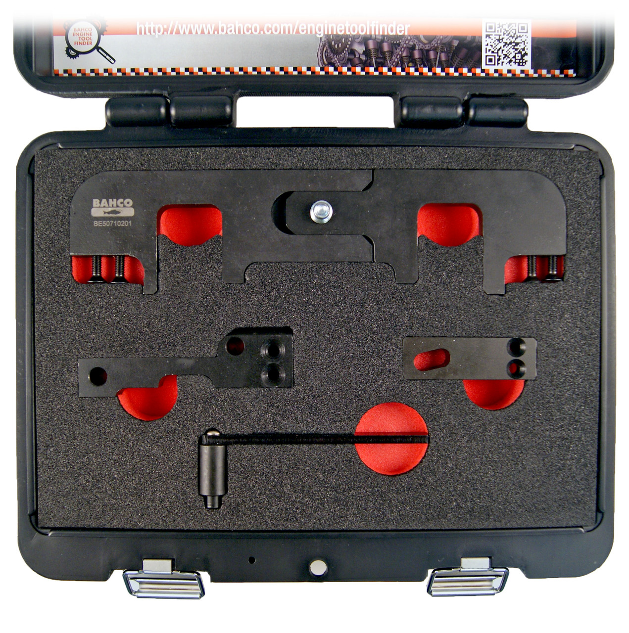 Набор для синхронизации бензиновых мини-двигателей MINI-PSA 1.4-1.6, Bahco, BE507102