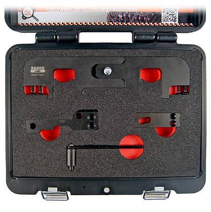 Набор для синхронизации бензиновых мини-двигателей MINI-PSA 1.4-1.6, Bahco, BE507102, фото 2