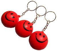 Брелок smile (красный)