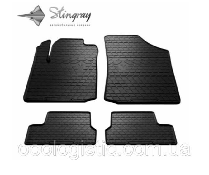 Автомобільні килимки Stingray CITROEN C3 2002-2009 4шт