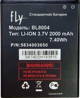 Оригинальный аккумулятор Fly IQ4503 Quad