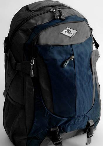 Вместительный рюкзак Traum 7046-02 синий