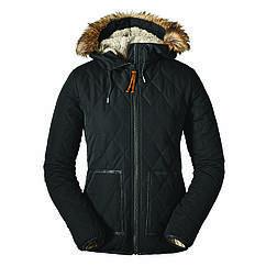 Куртка Eddie Bauer Womens Snowfurry Jacket XS Черная 0311BK-XS ZZ, КОД: 259889