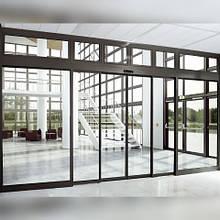 Телескопічні автоматичні двері