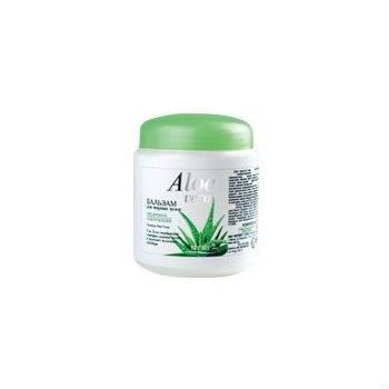 ALOE VERA Бальзам - Для жирных волос, Ежедневное оздоровление, 450 мл