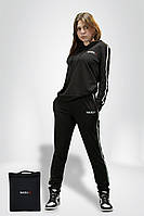 Спортивный костюм худи NAXU-Y L Черный 0002vl GM, КОД: 2615182