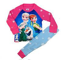 """Пижама для девочки с героями мультфильма """" Холодное сердце"""""""