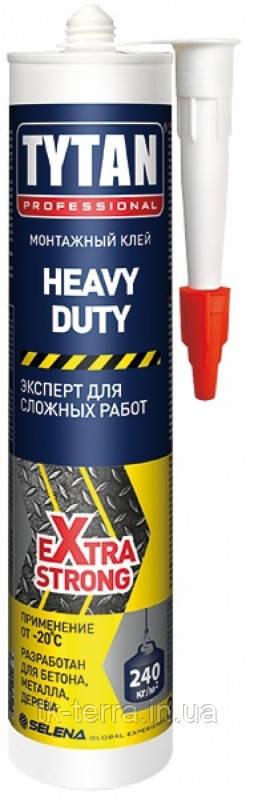 Клей Сверхпрочный Tytan Heavy Duty -20 C.