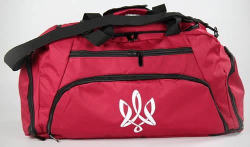 Яркая вместительная дорожно-спортивная сумка-трансформер Traum 7053-02