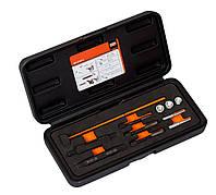 Оборудование для работы с двигателем,Glow plug thread repairing set, Bahco,BE1210P9AC1