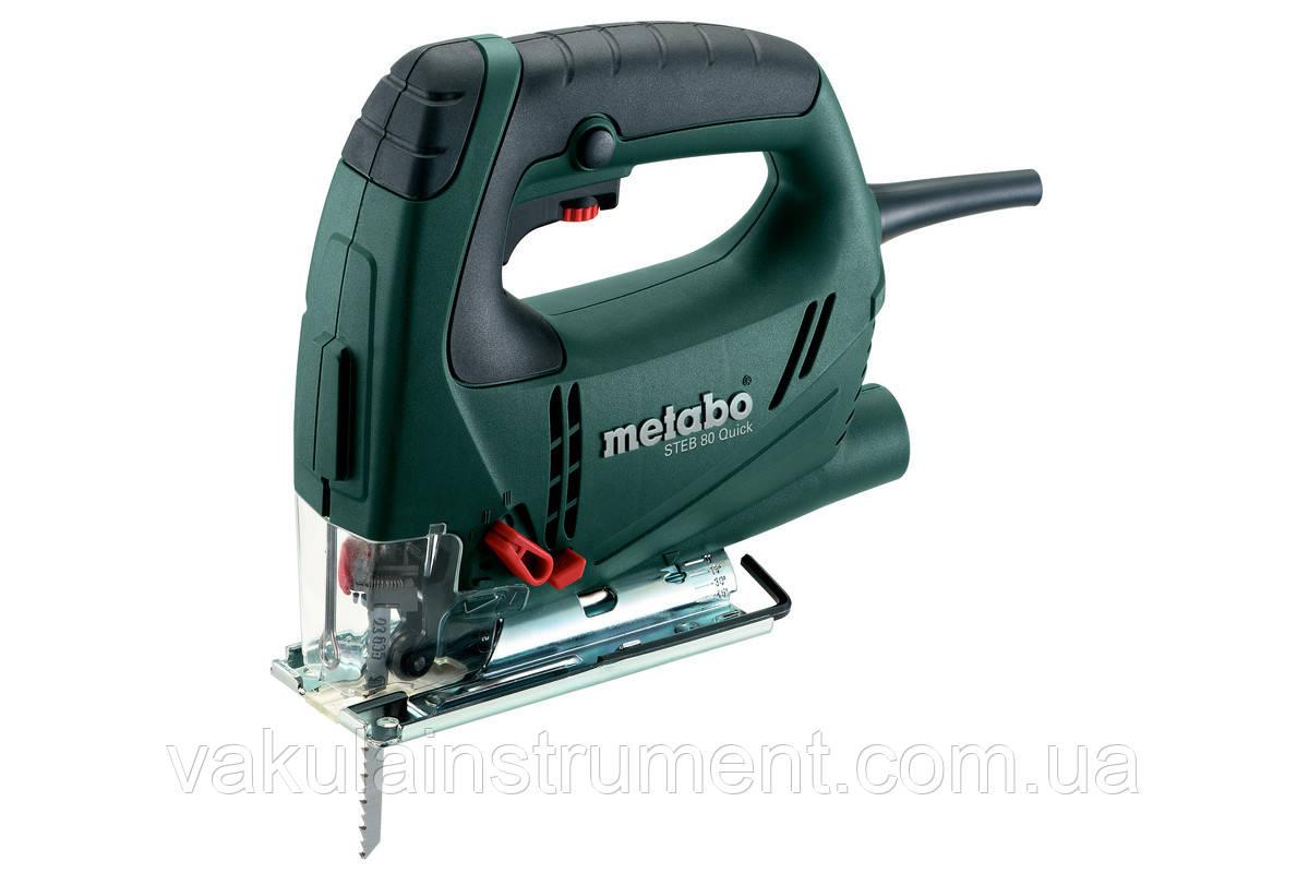 Лобзик Metabo STEB 80 QUICK (601041500)