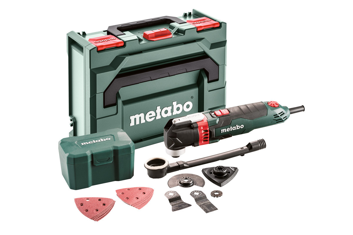 Універсальний різак multitool Metabo MT 400 QUICK SET (601406500)