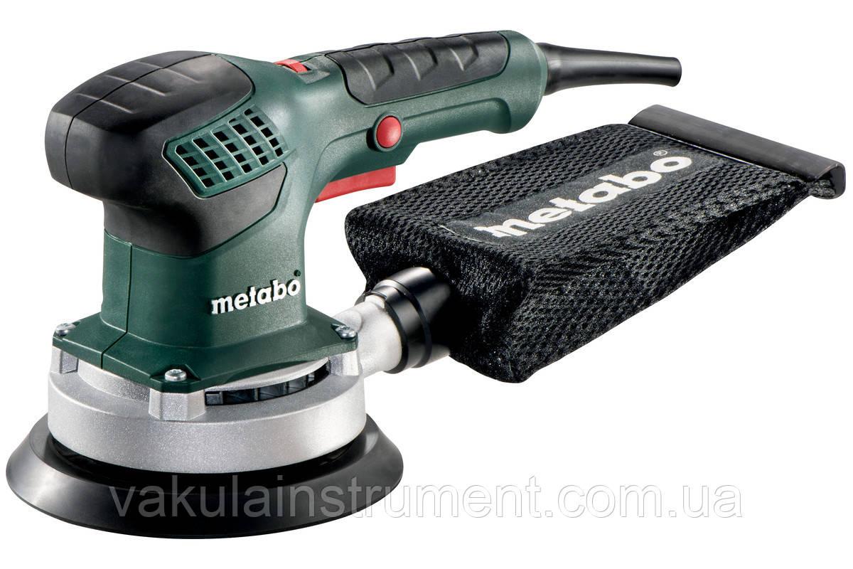 Эксцентриковая шлифовальная машина Metabo SXE 3150 (600444000)