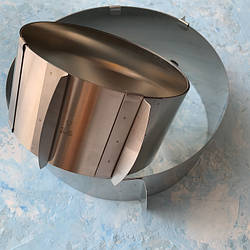 Металеві кільця кондитерські