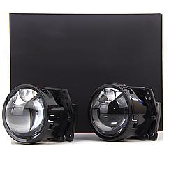 "Линзы BI-LED Lens Galaxy Tri-Led 3,0"" 5500K"