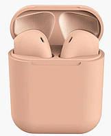 Bluetooth inPods 12 TWS 5.0 pink Гарантія 1 місяць, фото 1