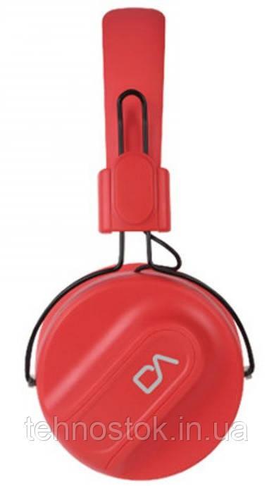 Bluetooth Stereo DA DM0007RD+мікрофон red Гарантія 1 місяць