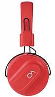 Bluetooth Stereo DA DM0007RD+мікрофон red Гарантія 1 місяць, фото 1