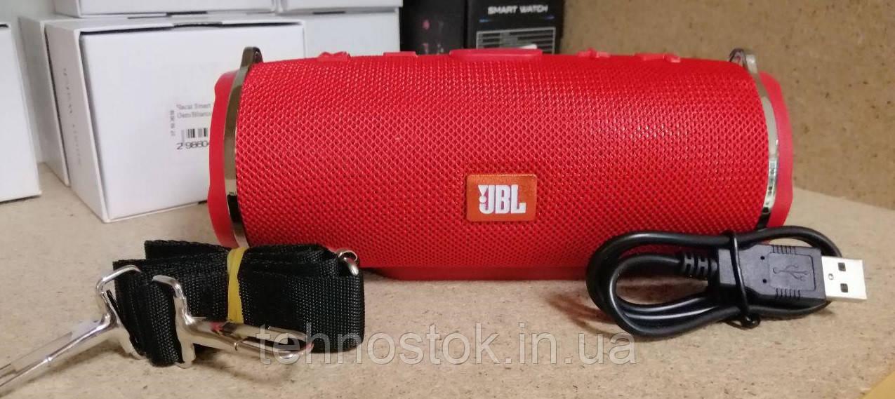 Bluetooth Колонка JBL Charge Mini 3+ ремень Red (Реплика) Гарантия 3 месяца