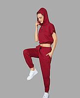 Спортивный костюм Elitol 5603-2 L Бордовый 1343546274 PP, КОД: 2605033