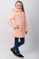 """Пальто для девочки """"Кокетка"""""""