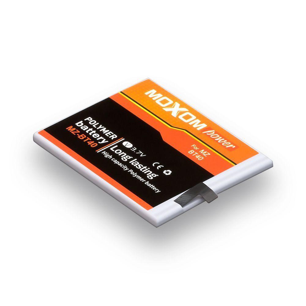 Акумулятор для Meizu MX4 / BT40 Характеристики MOXOM