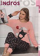 Пижама женская интерлок