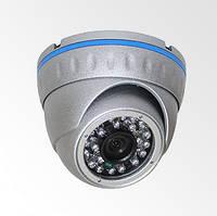 VLC-1192DT-N HD-TVI внутренняя влагозащищенная купольная видеокамера.