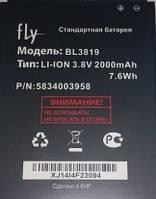 Оригинальный аккумулятор Fly IQ4514 Quad