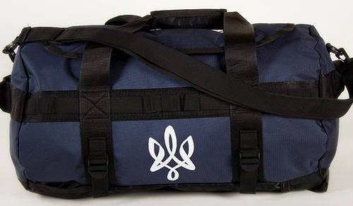 Удобная вместительная сумка-рюкзак 34 л. Traum 7052-01