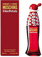 Moschino Cheap And Chic Petals edt 30 ml. оригінал
