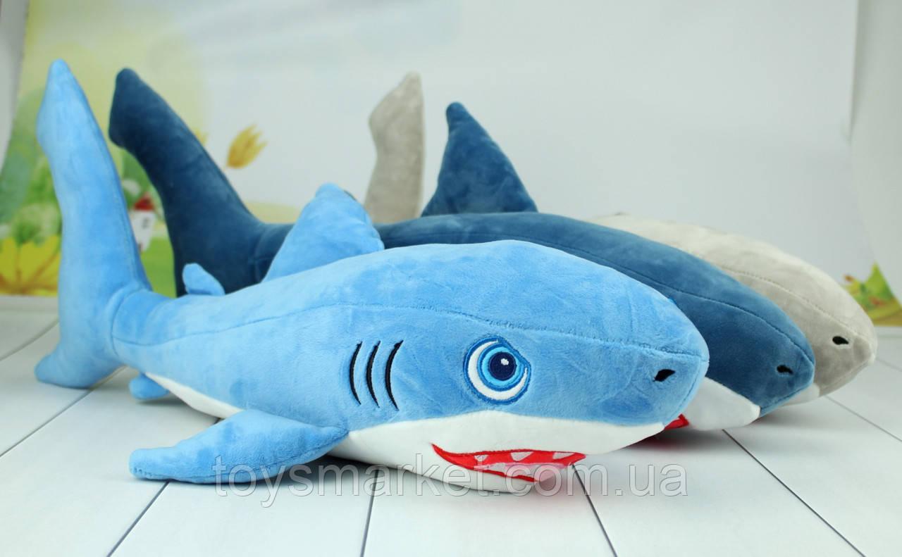 М'яка іграшка акула, плюшева акула, 50 див.