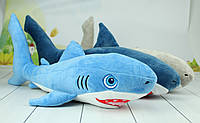 М'яка іграшка акула, плюшева акула, 50 див., фото 1