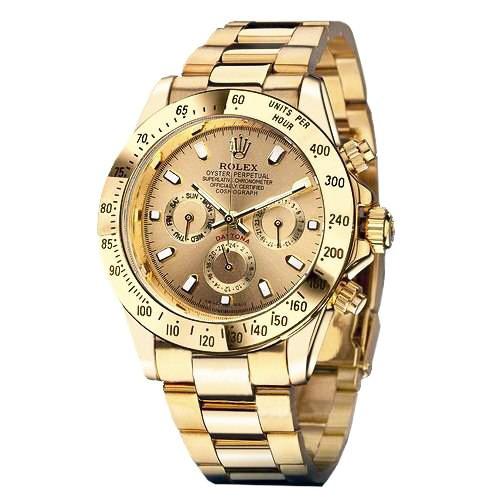 наручные часы rolex daytona gold механика согласна выбором
