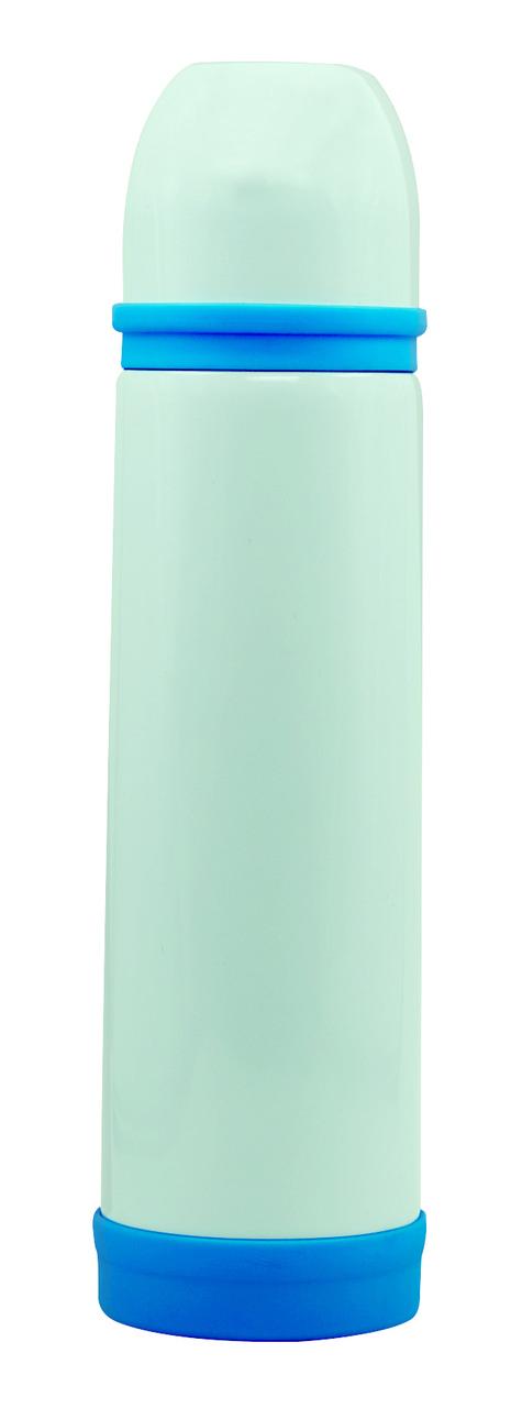Вакуумный термос 0,5 л Con Brio CB -335 синий