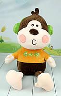 М'яка іграшка Мавпочка, плюшева мавпа, 60 див., фото 1