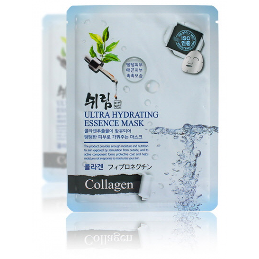 Корейские тканевые маски фирмы Shelim: коллаген