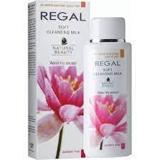 Молочко Regal Natural Beauty ніжне для зняття макіяжу 200 мл (3800010503327)