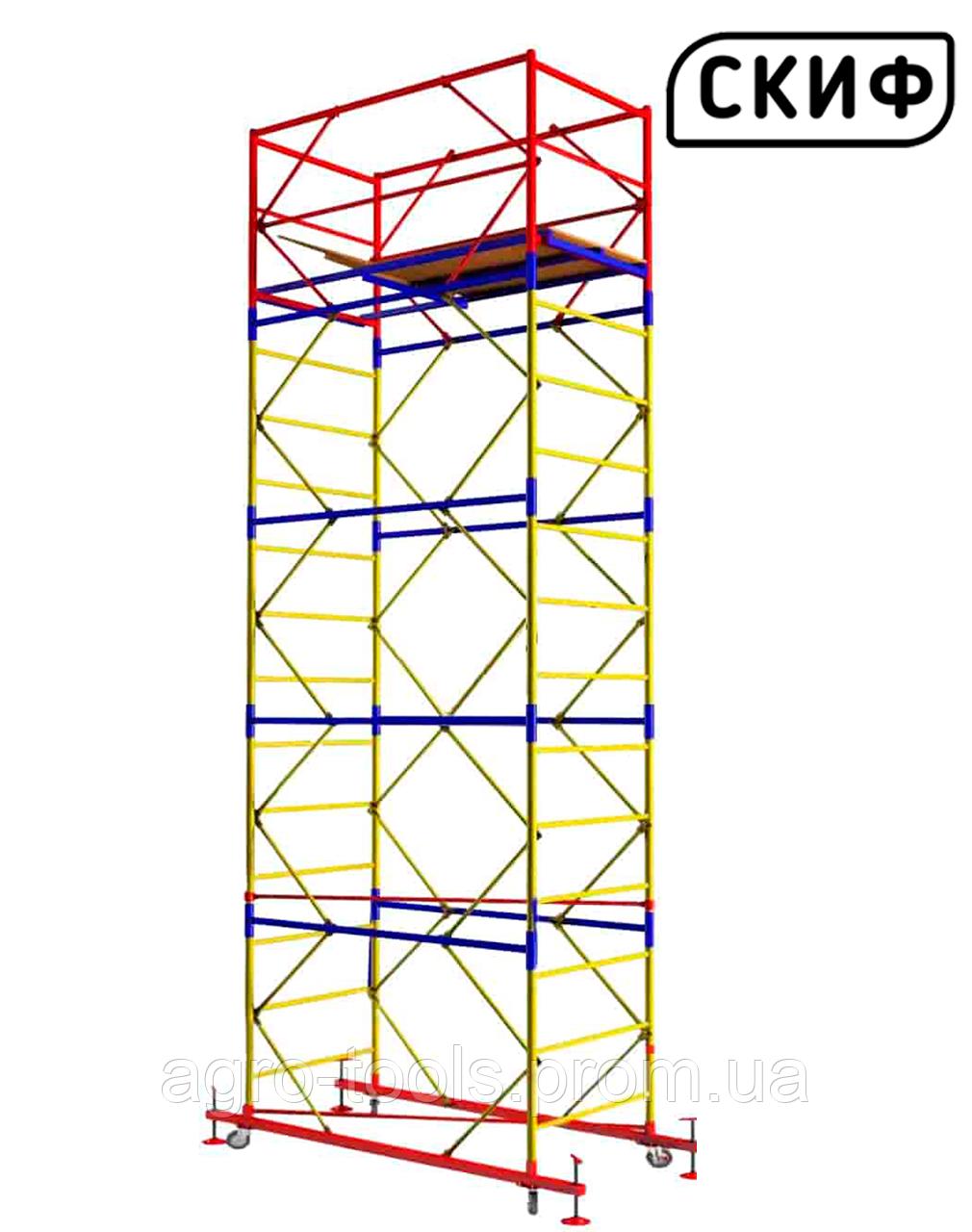 Вишка тура СКІФ Standart 0,8×1,6 1+4 5,4 м