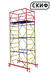 Вышка тура СКИФ Standart 1.2×2.0 1+3 4,2 м