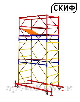 Вишка тура СКІФ 0,8×1,6 1+2 3м LIGHT, фото 2