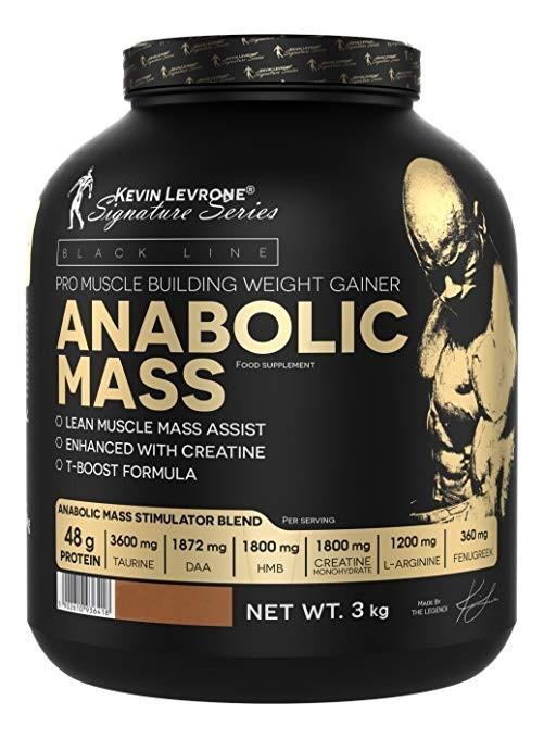 Вітамінний Kevin Levrone Anabolic Mass, 3 кг Шоколад