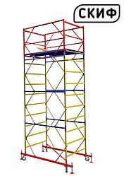 Вышка тура СКИФ 0,8×1,6 1+3 4,2м PROFESSIONAL