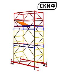 Вышка тура СКИФ 2×2 1+2 3м PROFESSIONAL