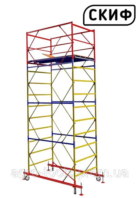 Вишка тура СКІФ 2×2 1+3 4,2 м PROFESSIONAL